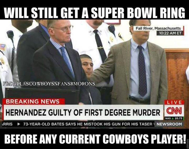 aaron gets ring top 10 best worst meme reactions to aaron hernandez guilty verdict