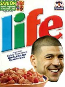 aaron life cereal