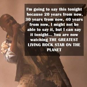 kanye greatest living rockstar benandsiyablog
