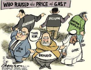 oil price raised benandsiyablog