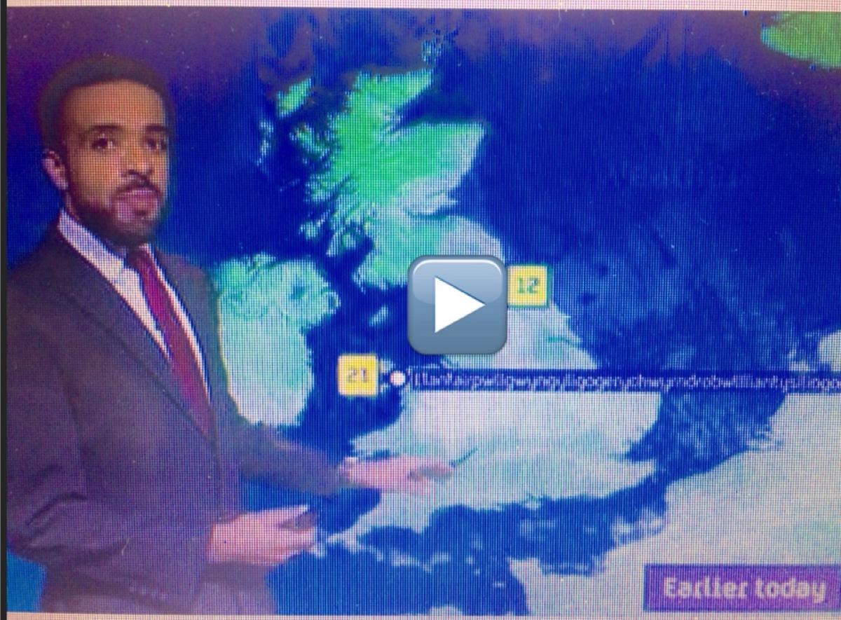 """Watch Weatherman NAIL """"Llanfairpwllgwyngyllgoger ychwyrndrobwllllantysilio gogogoc"""" Like A Boss!"""