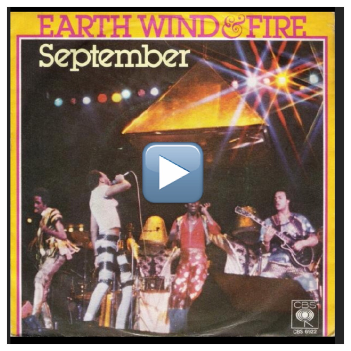 "Watch This Doodle To Your FY Friday: Earth, Wind & Fire - ""September"""