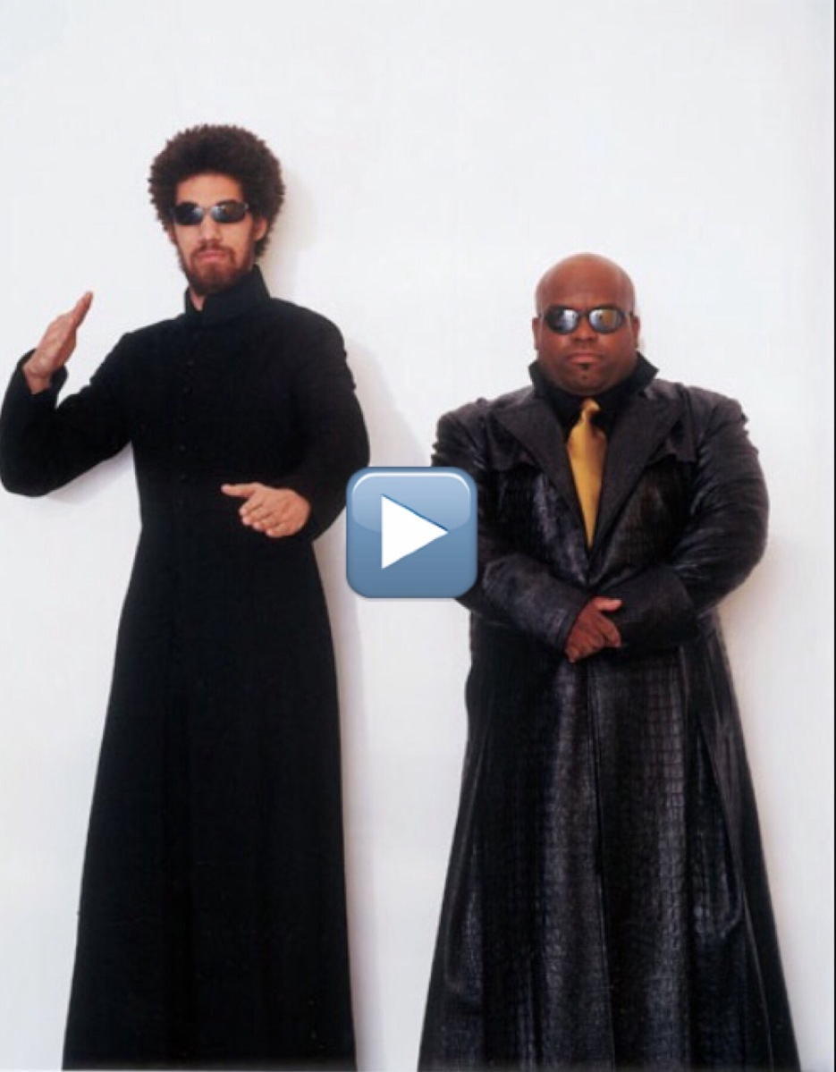 "Humpday Hymn: Gnarls Barkley - ""Transform"" (Live Abbey Road Strip Down)"