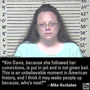 kim davis mike huckabee fox news benandsiyablog