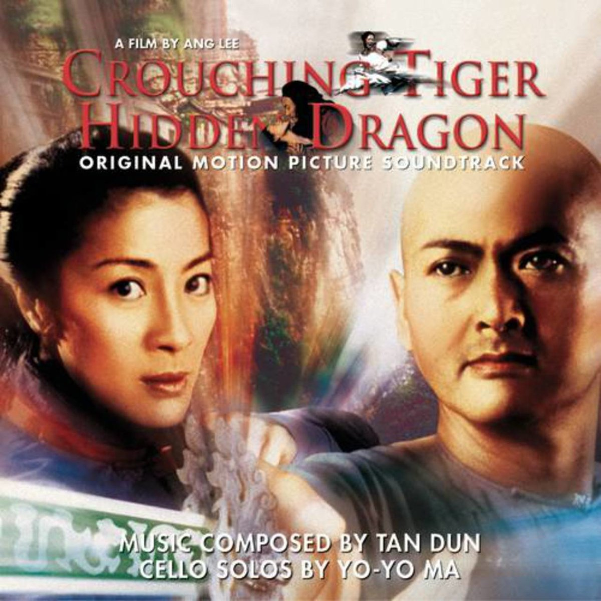 Monday Mood: Tan Dun - Crouching Tiger, Hidden Dragon